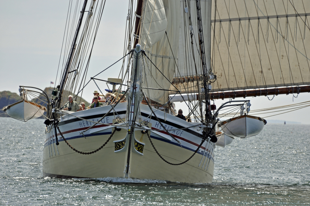 maine windjammer, schooner, schooner cruises, maine windjammers, windjammer cruises