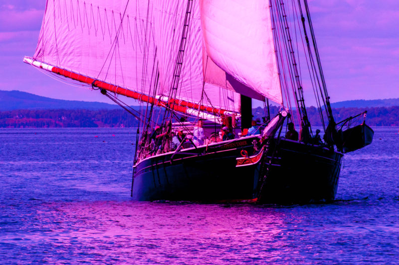 Schooner Mary Day Blog