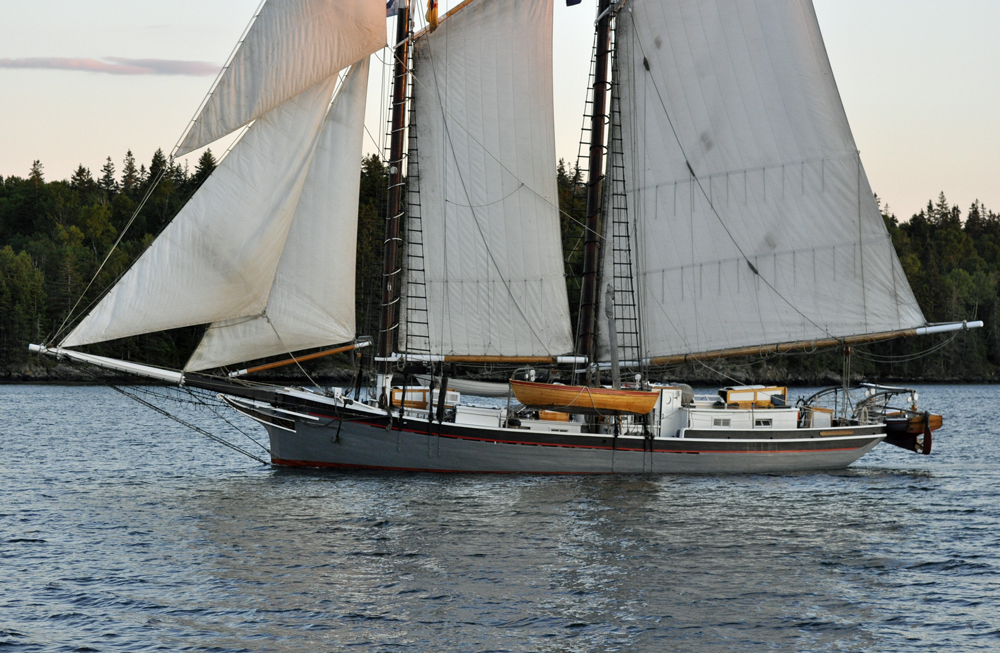 maine windjammer, schooner vacations, windjammer cruises, sumer sailing vacations
